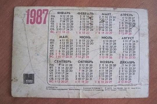 1987--2015