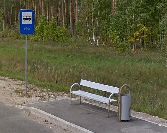 Berzi - Bus Stop