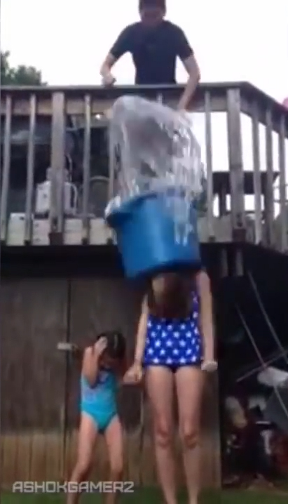Ice Bucket Challenge; failed to death.