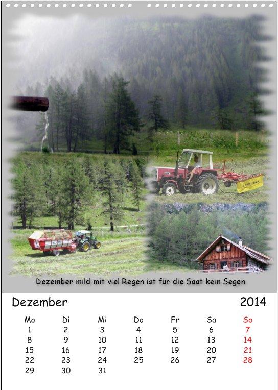 December in Lungau