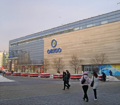 Origo building