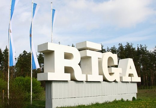 Riga Sign; original form