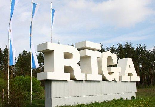 Riga Sign; original form