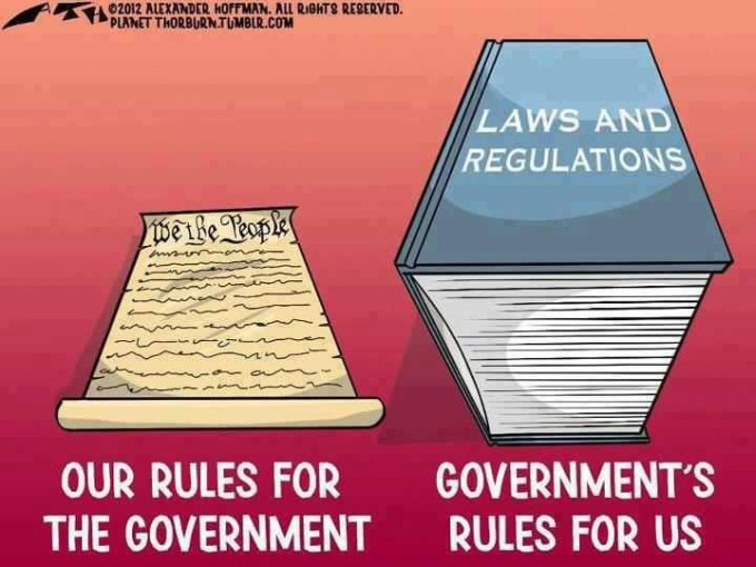 Rules for Government, and otherwise