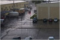 Rain in Riga, July 29th 2014