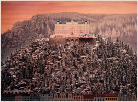 The Grand Budapest Hotel - screenshot