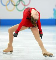 Yulia Lipnitskaya - Sochi 2014