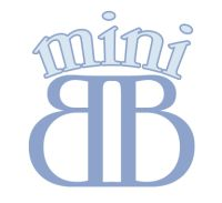 miniBB Logo Draft - Blue