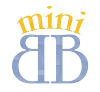 miniBB Logo Draft - Gold