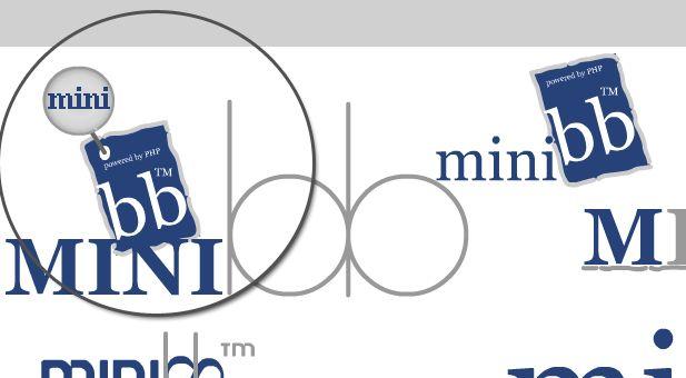 miniBB logo various drafts' fix