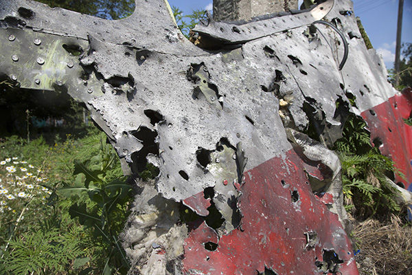 The Part of MH017