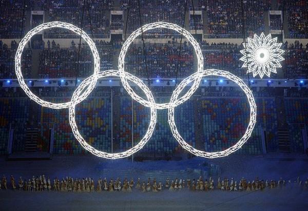 Sochi 2014. The `missing ring`