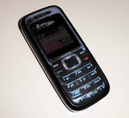 Nokia 1208. Still works.