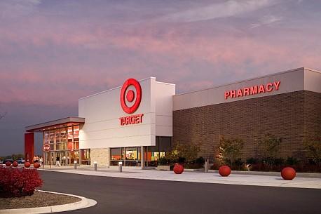 Target Pharmacy Building