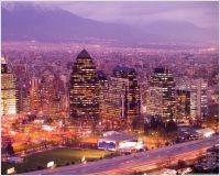 Chile. A rich-being region.