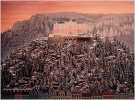 The Grand Budapest Hotel - screenshot