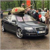 Audi Tank