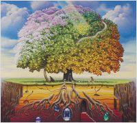 Tantric Apple Tree