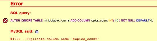 SQL History Update