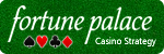Logo of fortunepalace.co.uk, online casino games strategy guide